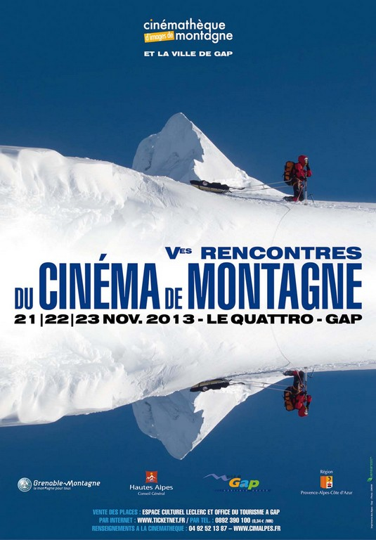 Rencontre du cinema de montagne gap