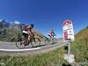 cyclistes au col du Lautaret (05)